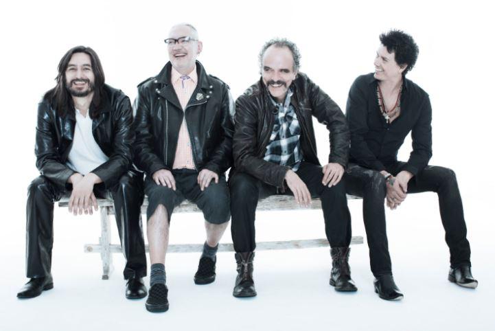 CAIFANESAnuncia nuevo concierto  en la Ciudad de México