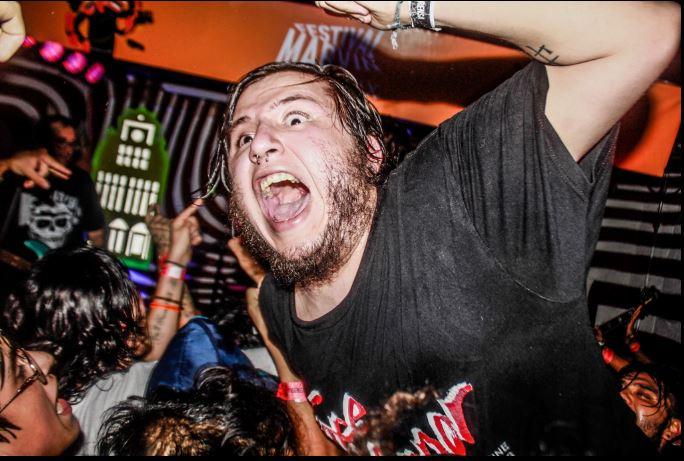 FESTIVAL MARVINViva el punk! - reseña, Reseña de Festival Marvin, Señor kino, tino el pingüino, tito fuentes, chingadazo de kung fu