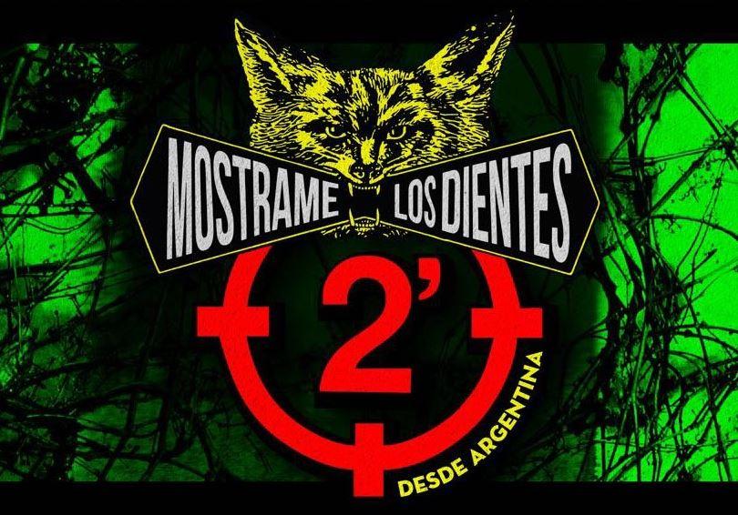 2 MINUTOS Regresan con su gira por 'Mostrame los dientes' en México