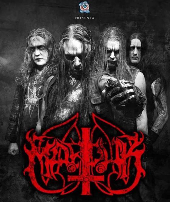 MARDUKiconos del Black Metal sueco llegan a la CDMX presentando VIKTORIA