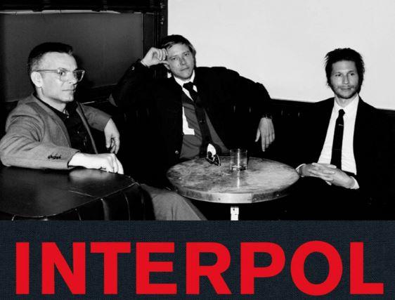 INTERPOLEsta de regreso en la CDMX con 2 fechas, Interpol está de regreso con nuevo disco MARAUDER y se presenta en Teatro de la Ciudad Esperanza Iris