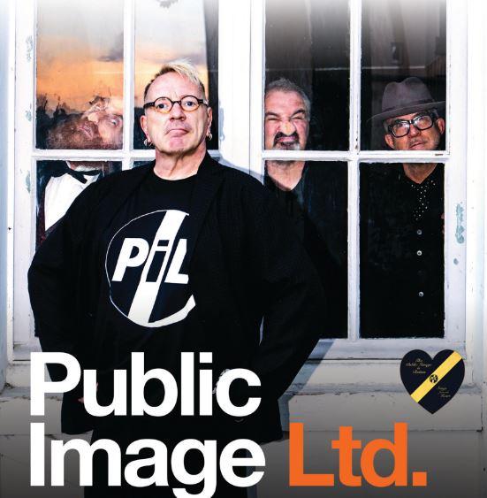 PUBLIC IMAGE LTDCelebra 40 aniversario con Box Set, gira por norteamerica,  concierto en CDMX, y documental