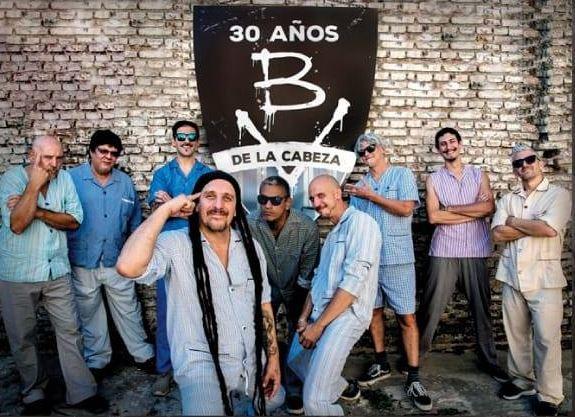 BERSUIT VERGARABATFestejó sus 30 años de rock en Colombia, Bersuit festejó sus 30 años de rock en Colombia