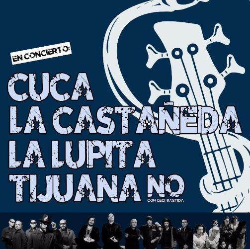CULEBRA FESTCUCA, LA CASTAÑEDA, LA LUPITA y TIJUANA NO!  al Pabellón Cuervo