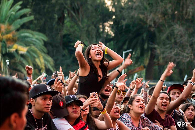 Vive LatinoLa demencia de las fases de venta de boletos