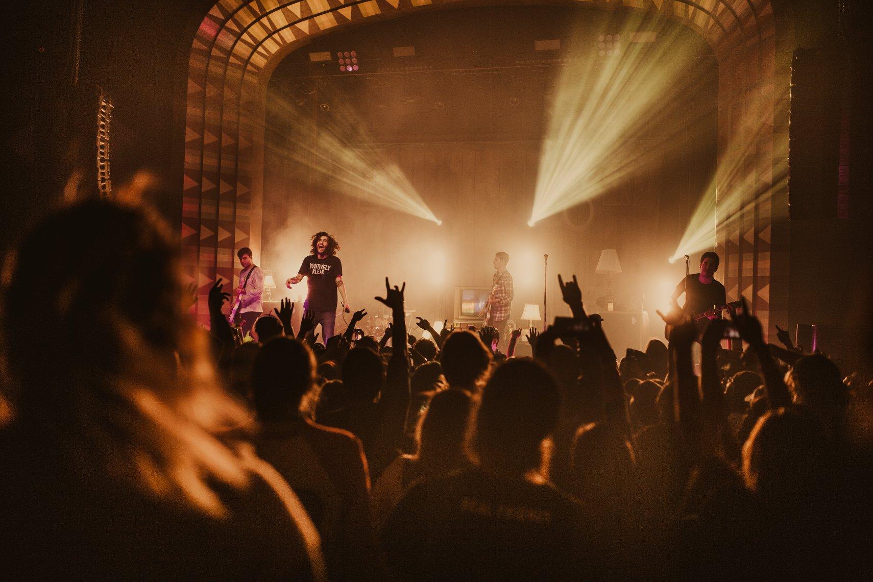 REAL FRIENDSTocará en el Foro Alicia, Real Friends, happy punk, pop punk, Foro Alicia, May Sunday, concierto