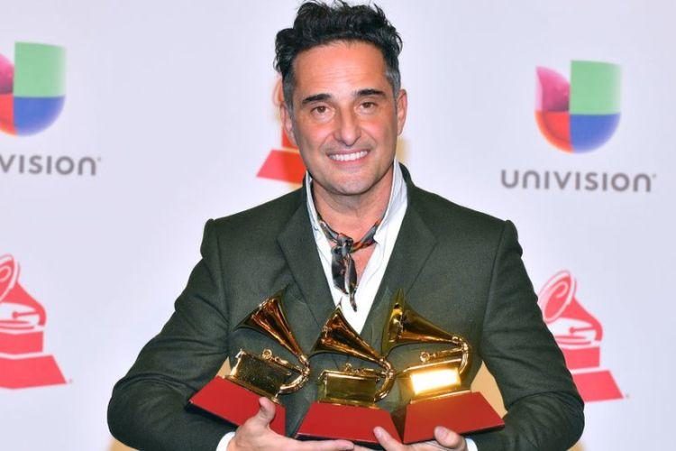 Jorge Drexler Triunfa en los Latin Grammy 2018