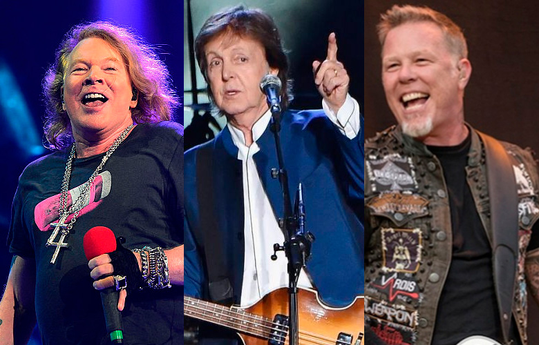El gran negocio del rock