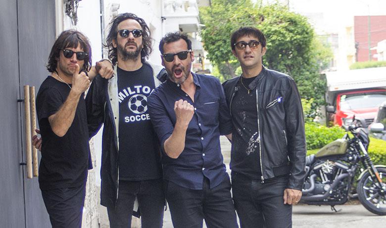 TurfEntrevista - Nuestros temas no son normales, Turf, Vive Latino, Joaquín, cantante, rock, Argentina