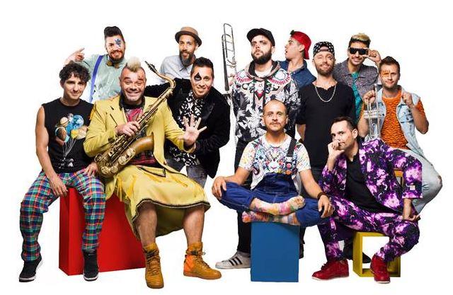 LOS CALIGARISRegresa a México para despedir su gira ESPÍRITU PAYASO
