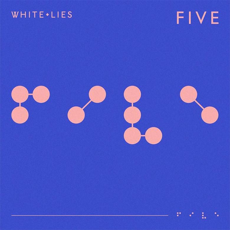 White LiesViernes psicótico - análisis de la portada de Five, White Lies, Five, análisis psicológico, viernes psicótico, kinestesia, braile, Gestalt
