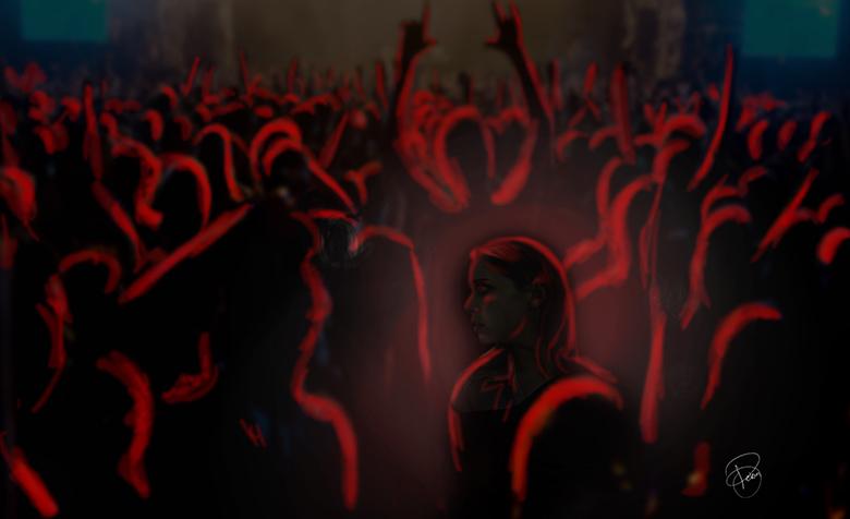 Acoso sexual en conciertosParte 2 - yo lo que quiero es a la manager, Acoso sexual, mujeres, Ciudad de México, conciertos, Odisseo, Hell and Heaven, Guanajuato
