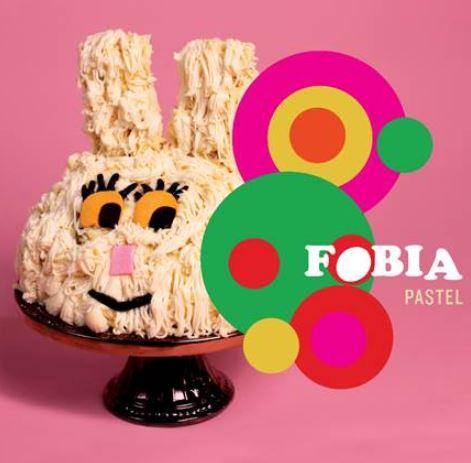 FOBIACelebra 30 años con Pastel en mano, Nuevo álbum Pastel de Fobia por 30 aniversario