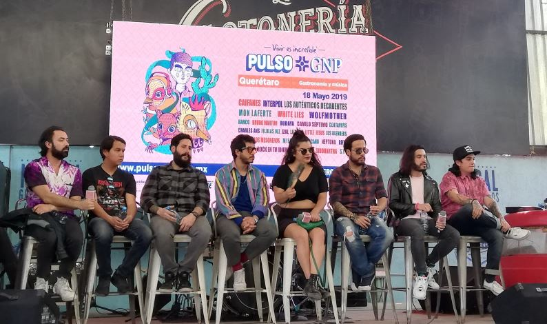 Pulso GNPLos números hablan de éxito, PULSO GNP 2da edición en Queretaro, cartel del Pulso GNP