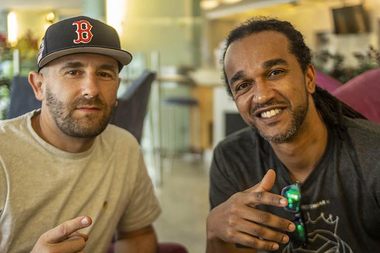 Dub IncEntrevista sobre migración con la banda francesa, Dub Inc, Panteón Rococó, Francia, migración, música, medios, El Último Ska