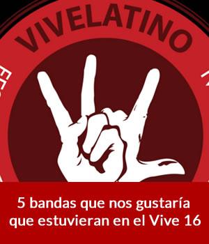 Vive Latino 20165 bandas que nos gustaría ver, 5 bandas que nos gustaría que estuvieran en el Vive Latino 2016,  U2 en el Vive latino,  Rolling Stones en el Vive Latino