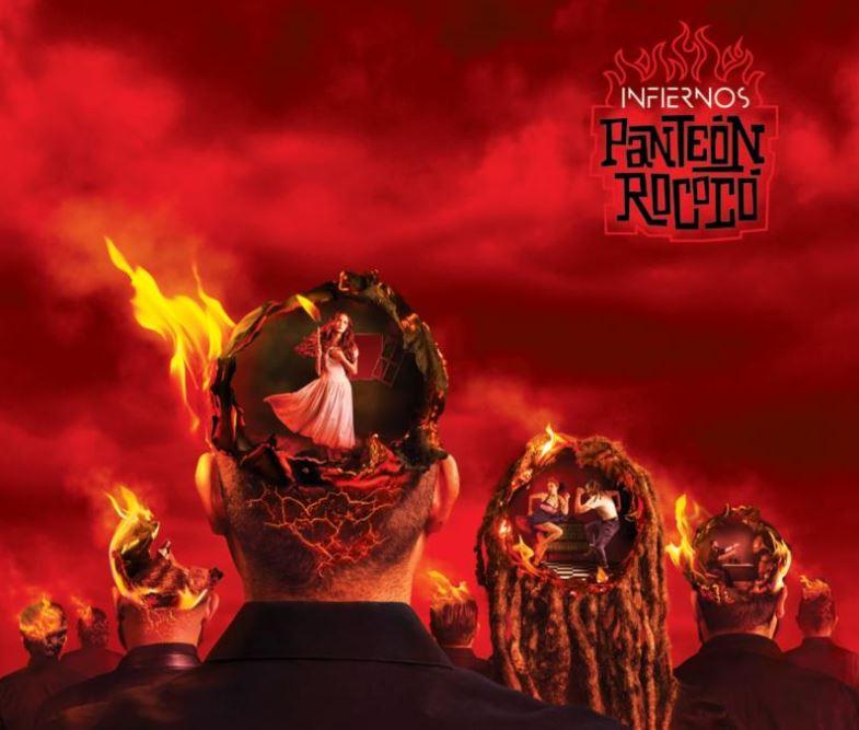 PANTEÓN ROCOCÓPresenta Infiernos, su 9no álbum,