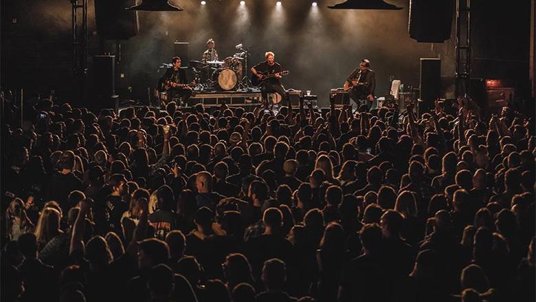 The OffspringSus dos retos en el show del Pepsi Center, The Offspring, Ciudad de México, Pepsi Center, 13 de octubre, México, Coordenada, show, concierto