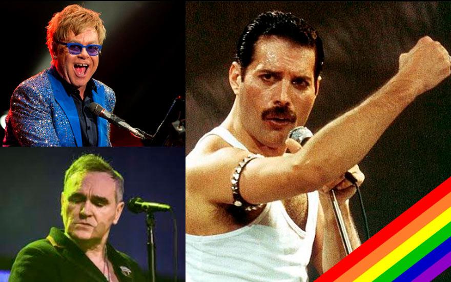 Grandes iconos LGBTI en el rockLa aportación al mundo de la música ha sido realizada por la comunidad LGBTI+, Gay rockers, LGBT en el mundo del rock.  Los artistas LGBT que han influenciado en el mundo de la música