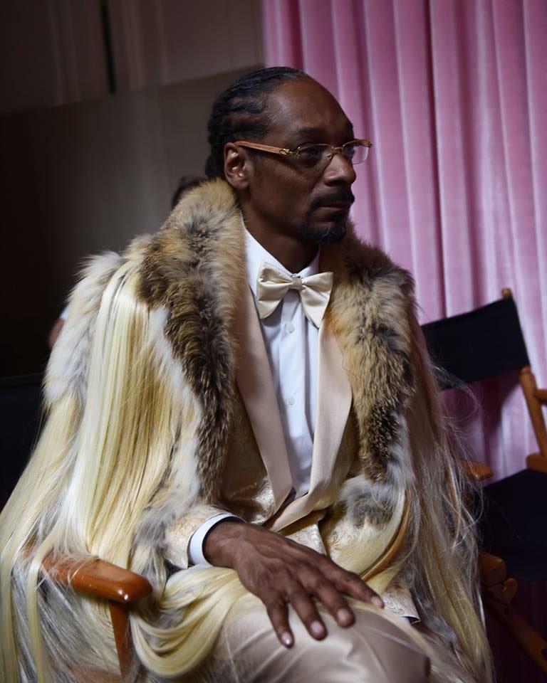 Snoop Dogg, 81 porros al día para ser más creativo