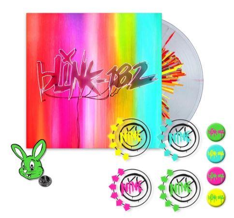 BLINK-182anuncia nuevo álbum NINE, La banda de rock califoniana nominada al Grammy Blink 182 anuncia nuevo disco