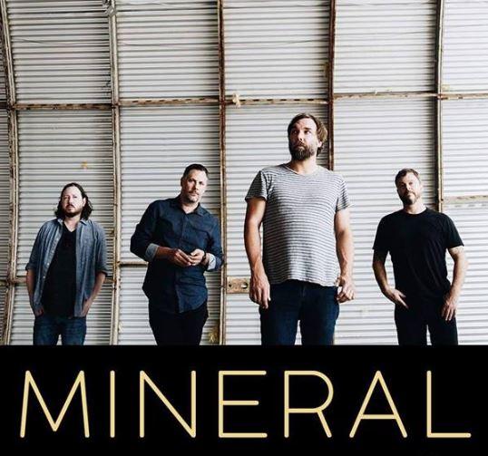 MINERAL en CaraduraPor primera vez en México, la banda Indie / Emo Revival llega a la CDMX, Mineral llega por primera vez a México,  Emo rock en caradura