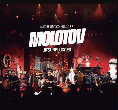 """MOLOTOVLogra nominación al LATIN GRAMMY como 'MEJOR ÁLBUM DE ROCK' con su MTV UNPLUGGED, EL """"MTV UNPLUGGED"""" DE MOLOTOV LOGRA NOMINACIÓN AL LATIN GRAMMY COMO 'MEJOR ÁLBUM DE ROCK'"""