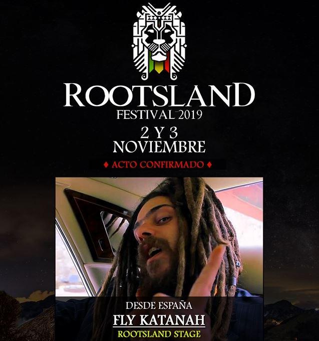 RootsLand Festival 2019En Teotihuacán 2 y 3 de noviembre, 2da edición del festival de Reggae RootsLand en Teotihuacan