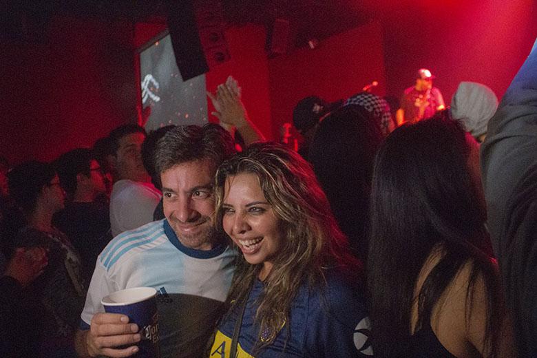 La BerisoReseña - una banda para acercarse a la Tierra de Fuego, La Beriso, Argentina, pareja, concierto, amor, Madrugada