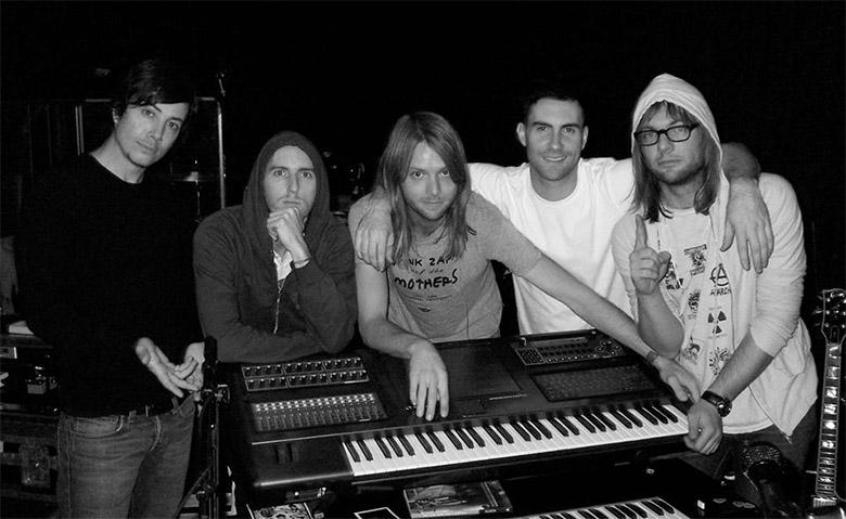 Maroon 5Un recorrido por su historia, Maroon 5, discos, historia, California, rock, pop, México