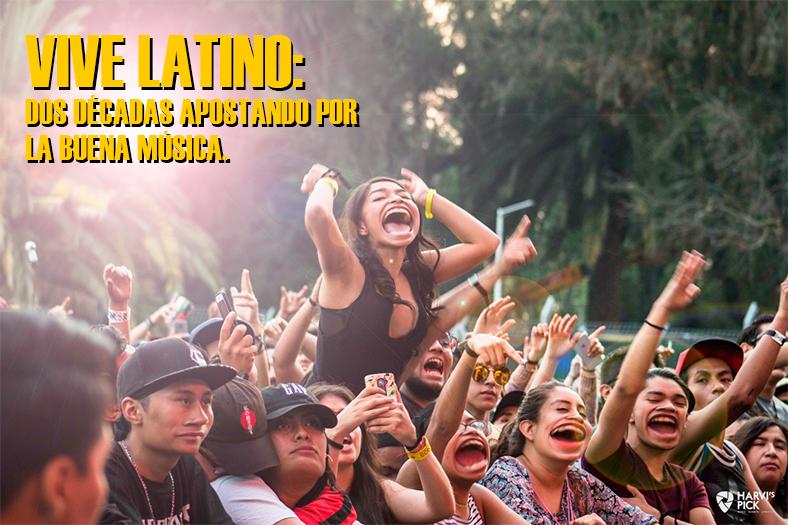 VIVE LATINO 2020DOS DÉCADAS APOSTANDO POR LA BUENA MÚSICA, vive latino 2020 presenta a Guns and Roses, The Rasmus, Vicentico, Bersuit, The Cardigans y más