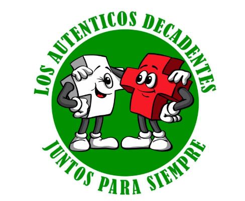 LOS AUTENTICOS DECADENTESPresentan JUNTOS PARA SIEMPRE para apoyar a Cruz Roja Argentina, autenticos decadentes ayudan a combatir la pandemia