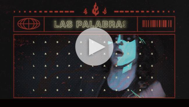Bunbury presenta Las PalabrasEl cuarto adelanto de su nuevo disco POSIBLE, Bunbury nuevo sencilo la palabras