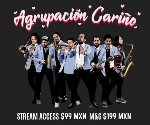 Presenta su nuevo disco Abbey Road en Streaming Pata Negra - 12 dic