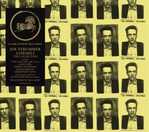 JOE STRUMMERLíder de The Clash y eterno icono del Punk publica su más completa recopilación ASSEMBLY, joes strummer presenta assembly, compilado con canciones inéditas de joe strummer