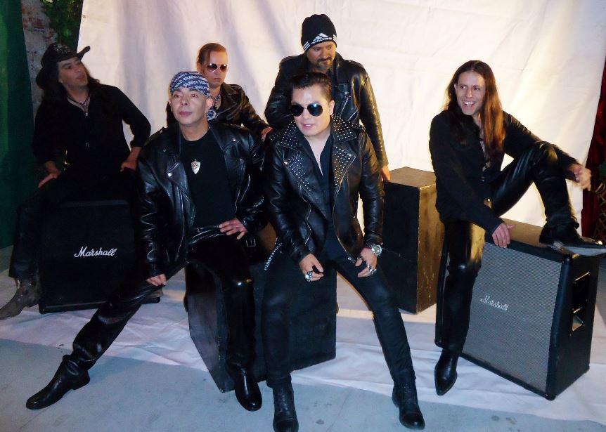 CRISTAL Y ACEROPresenta su nuevo disco LIGHT OF POWER, La banda mexicana de Hard Rock Cristal y Acero presenta su nuevo material