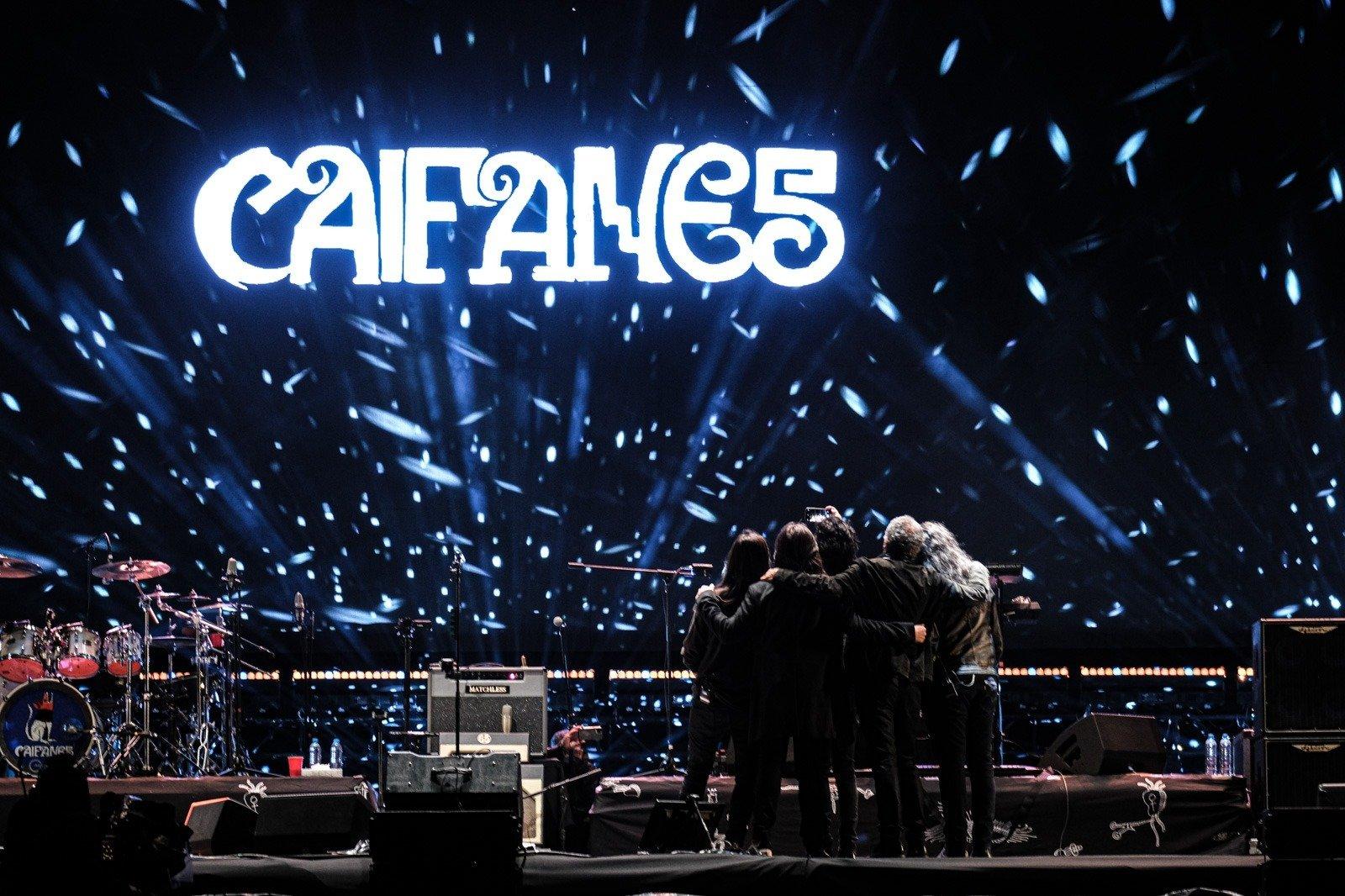 CAIFANESRegresa a los escenarios de la CDMX, Caifanes regresa a los escenarios de la CDMX