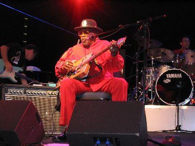 BO DIDDLEY Muere leyenda del rock&roll