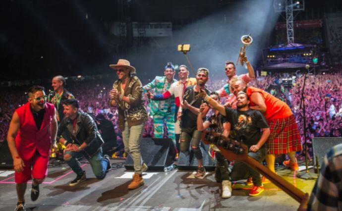 El circo, maroma y música regresa a la CDMX con 2 conciertos