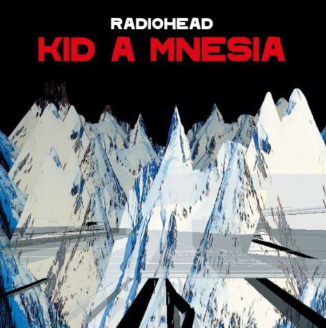 RADIOHEADAnuncia KID A MNESIA, ediciones triples 21 aniversario, Lanzamiento de aniversario de Radiohead