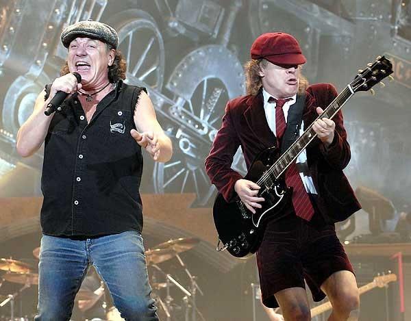 AC/DC EN MÉXICOReseña