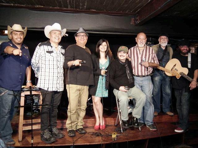 3er Palomazo Rumbo al Vive LatinoReal de Catorce, Tex Tex, Armando Palomas y Naftalina