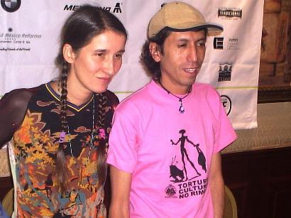 Aterciopelados Presencia Colombiana en Radical Mestizo