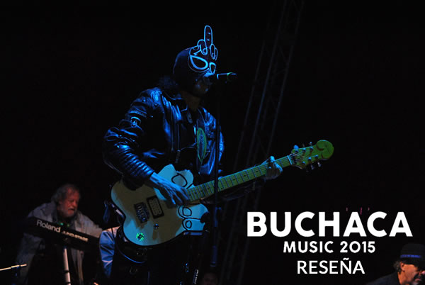 BUCHACA MUSIC 2015Reseña -  Estadio Hugo Sánchez de Cuautitlán Izcalli recibió el Buchaca Fest en su primera edición, Reseña del Buchaca Music,  El Tri en el Buchaca Music, Maldita Vecindad en el Buchaca Music, Los Rebel Cats rockearon en el Buchaca Music