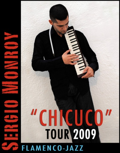 SERGIO MONROYEn el Zinco Jazz