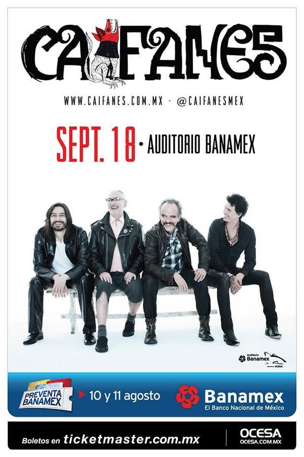 CAIFANES Regresa a Monterrey - 18 Sept