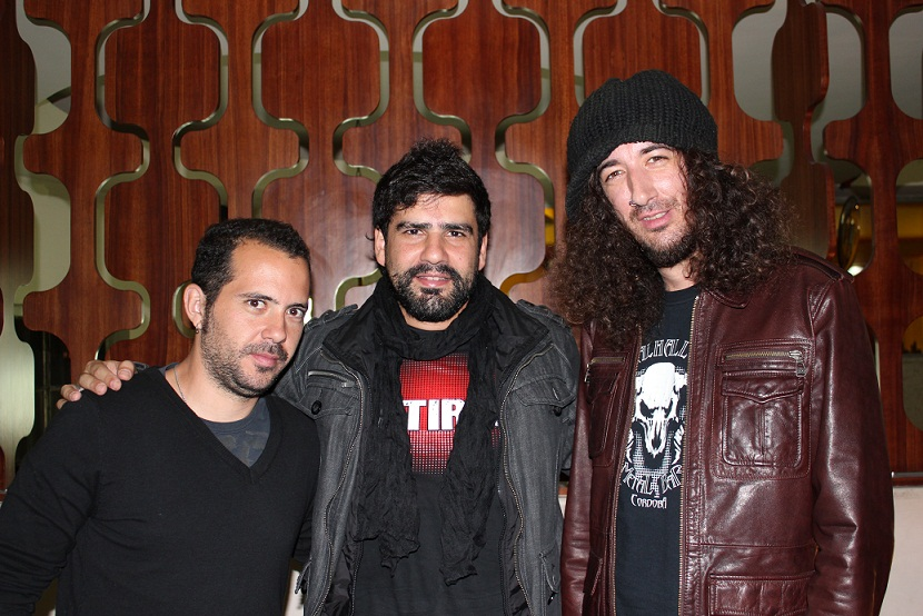ENTREVISTA ESTIRPEHazme Creer, Lanzamiento CD y Gira por México.