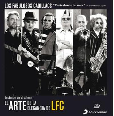 LOS FABULOSOS CADILLACSPresenta el anticipo de su álbum,
