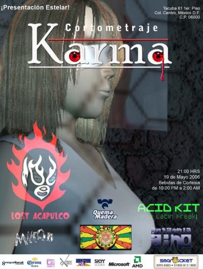 Cortometraje KARMA Cultural Roots Club