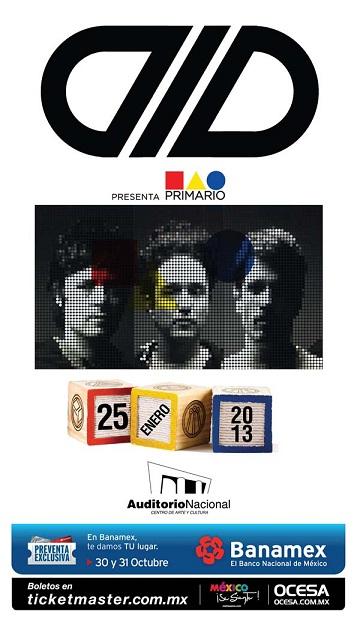 25 Enero DLDSold Out  Auditorio Nacional